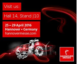 Hannover Messe - Synergys Technologies