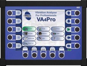 Analyseur 4 voies VA4PRO